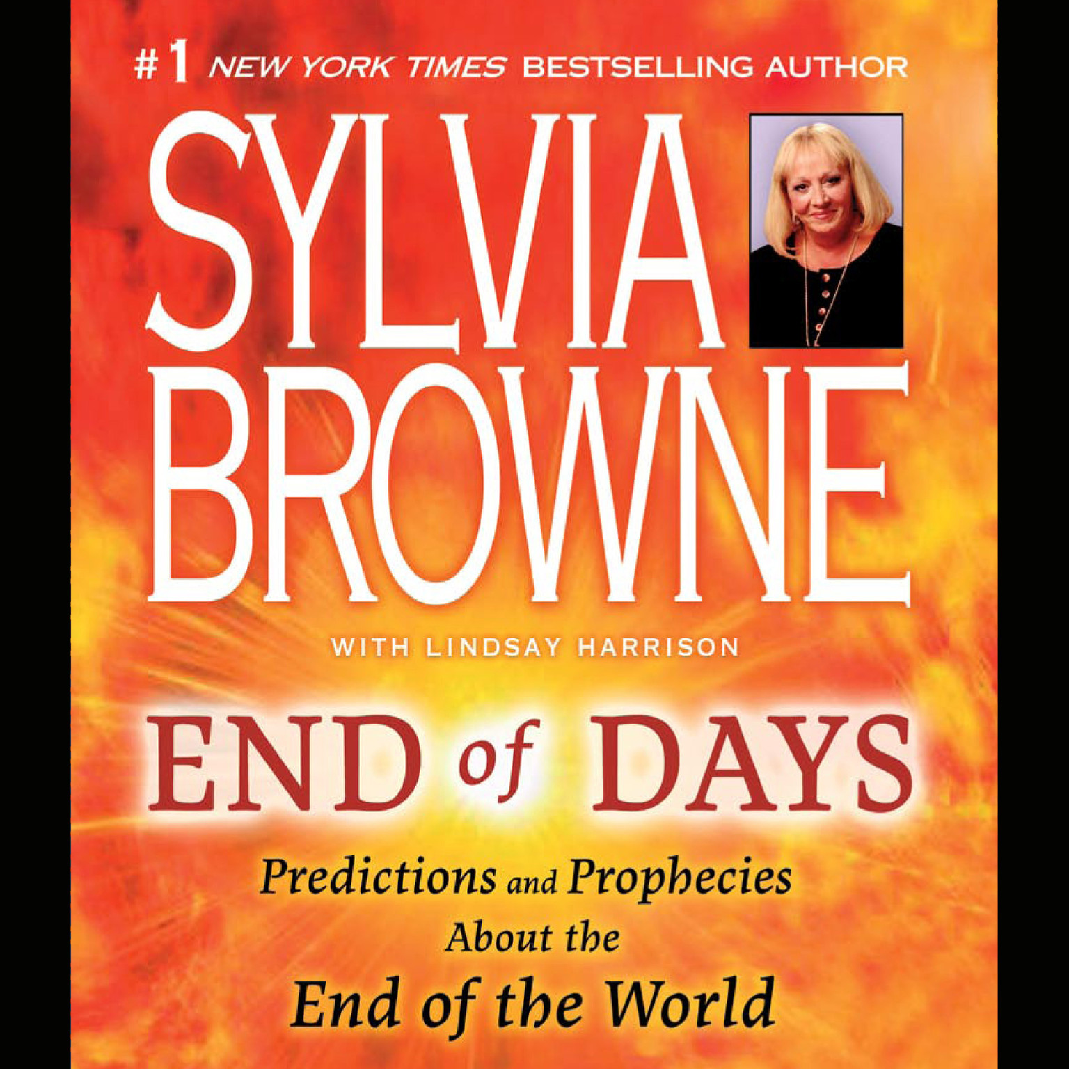 Printable End of Days: Predictions and Prophecies About the End of the World Audiobook Cover Art
