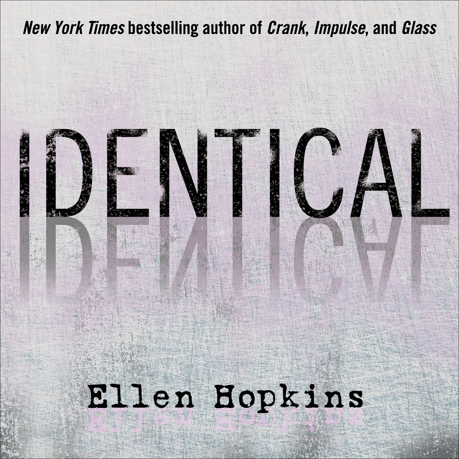 Printable Identical Audiobook Cover Art