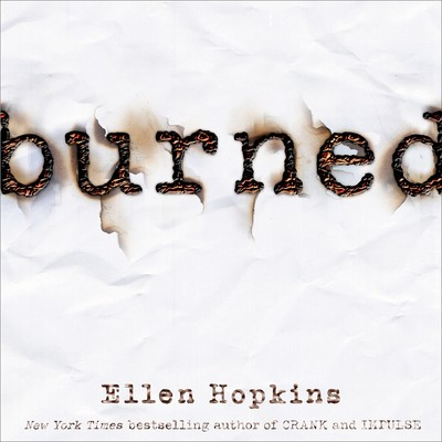 Burned Audiobook, by Ellen Hopkins