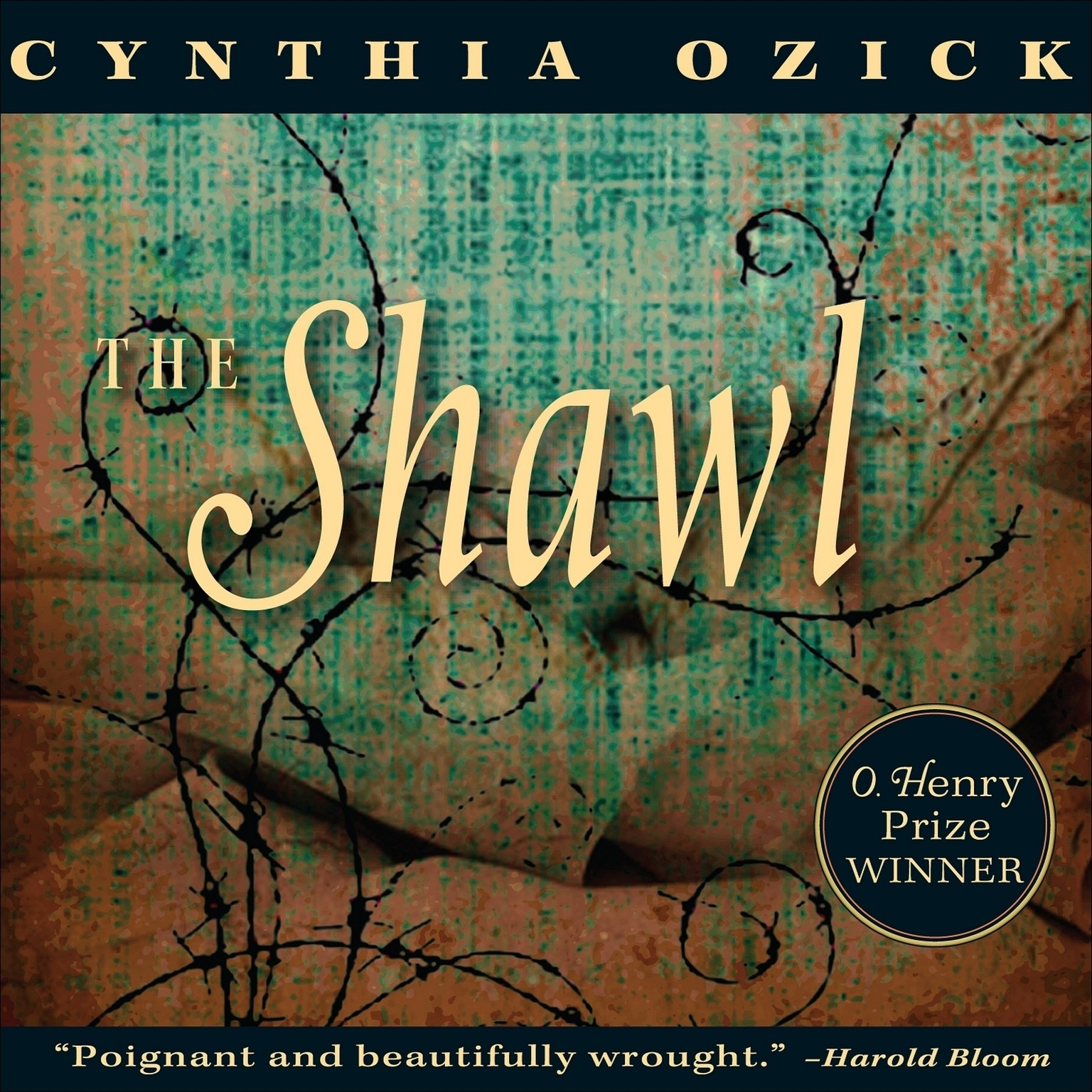 Printable The Shawl Audiobook Cover Art