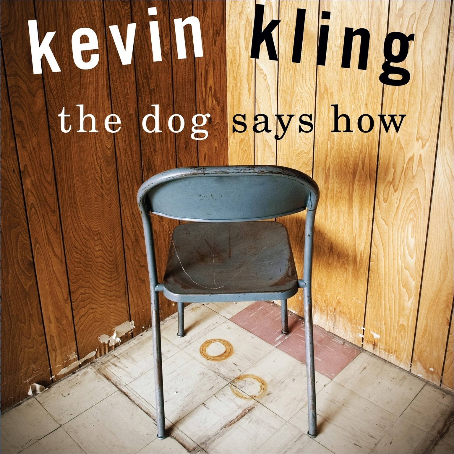 Printable The Dog Says How Audiobook Cover Art