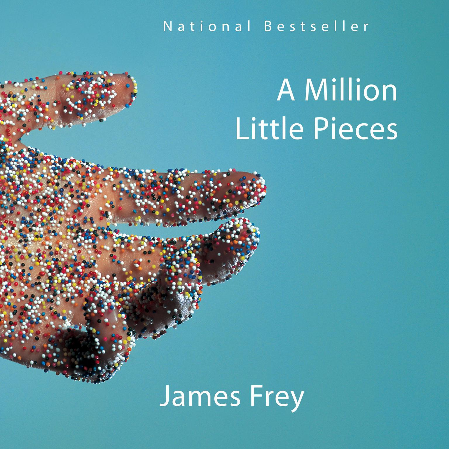 Printable A Million Little Pieces Audiobook Cover Art