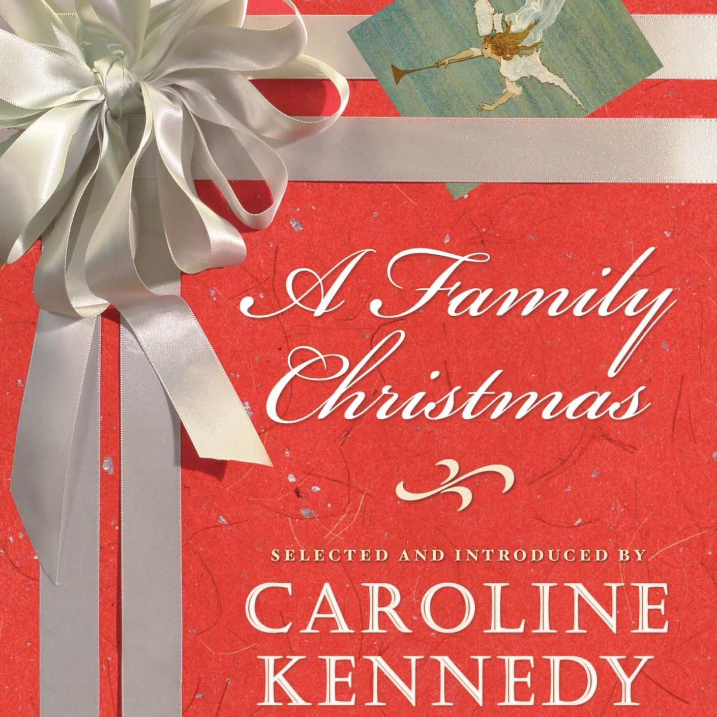 Printable A Family Christmas Audiobook Cover Art