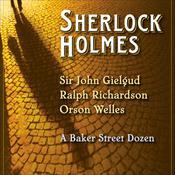 A Baker Street Dozen Audiobook, by Sir Arthur Conan Doyle, Arthur Conan Doyle