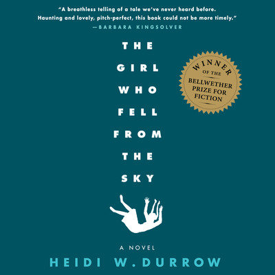 The Girl Who Fell from the Sky Audiobook, by Heidi W. Durrow