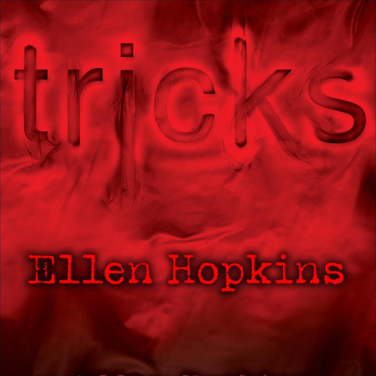 Printable Tricks Audiobook Cover Art