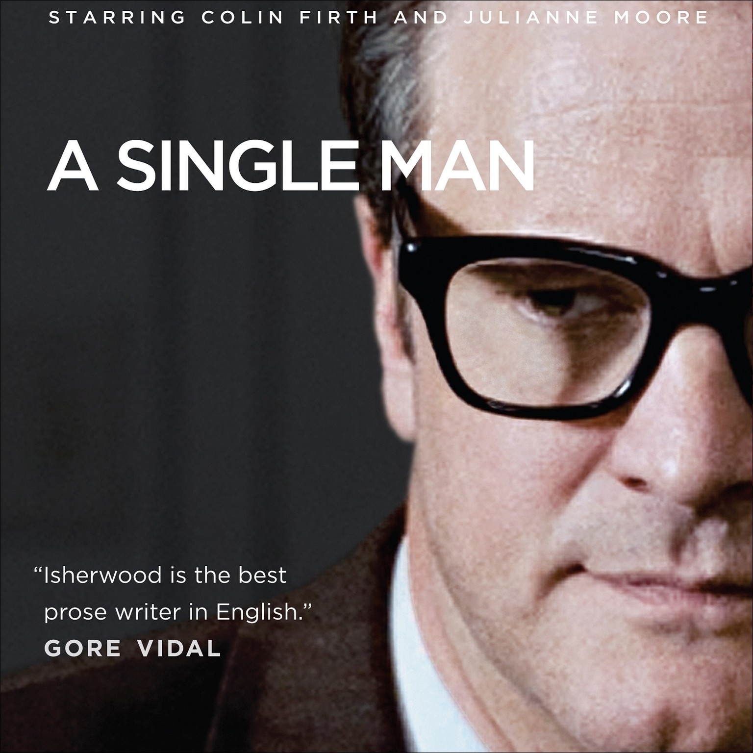 Printable A Single Man Audiobook Cover Art