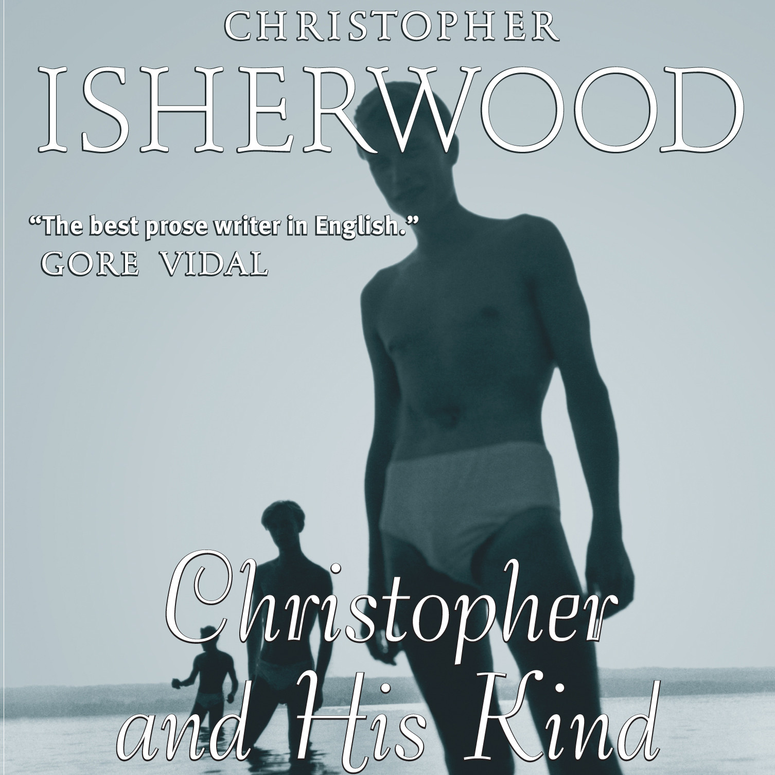 Printable Christopher and His Kind Audiobook Cover Art