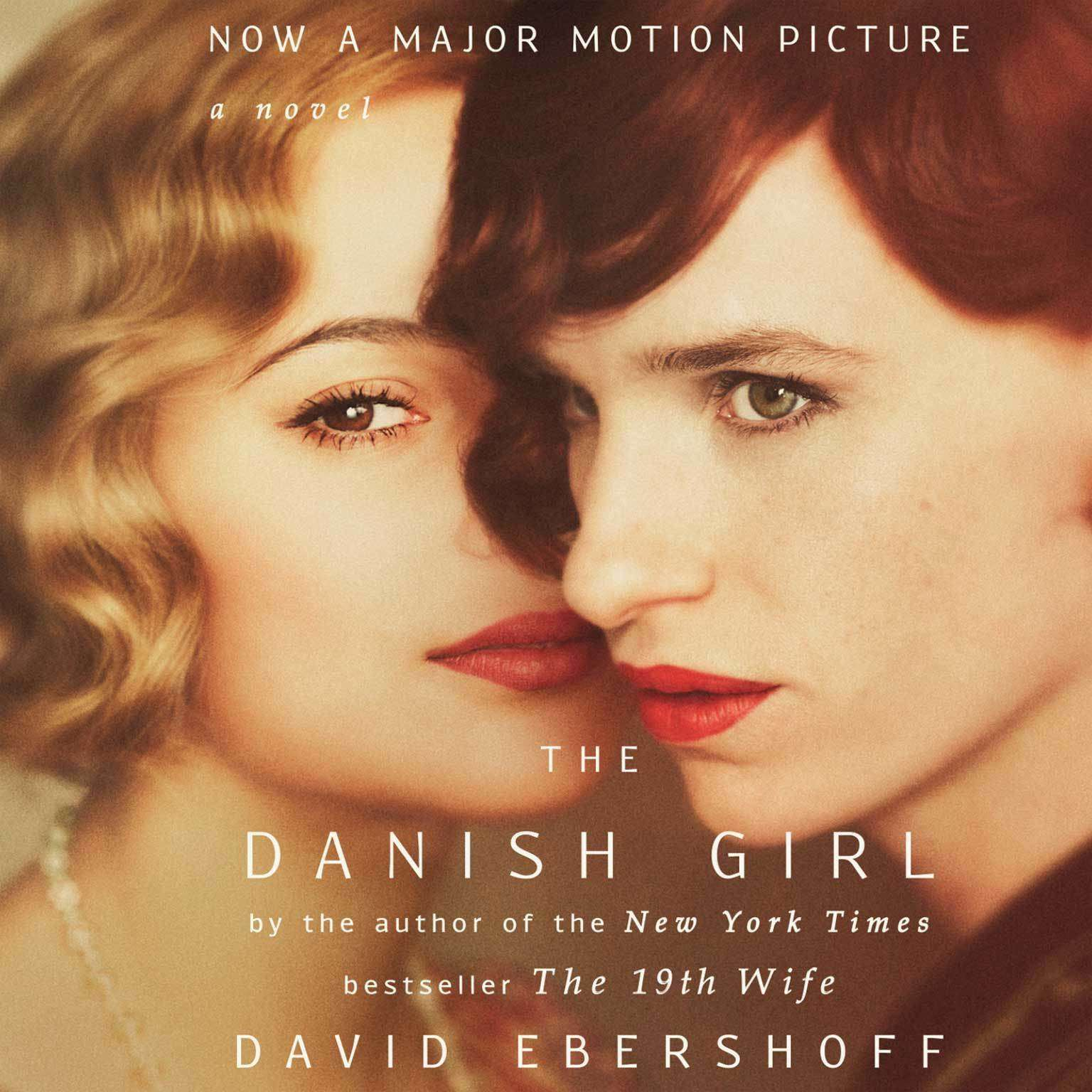 Printable The Danish Girl Audiobook Cover Art