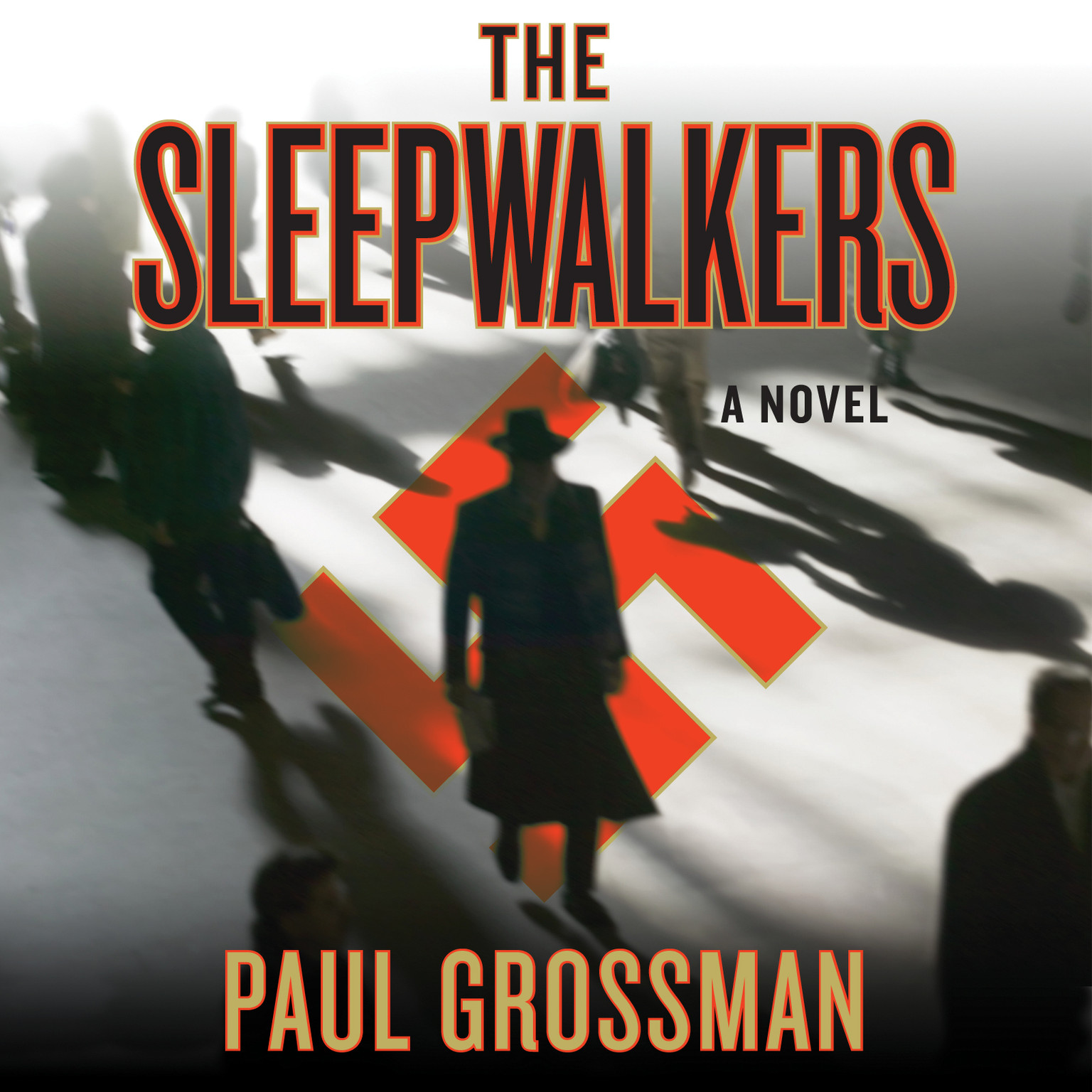 Printable The Sleepwalkers Audiobook Cover Art