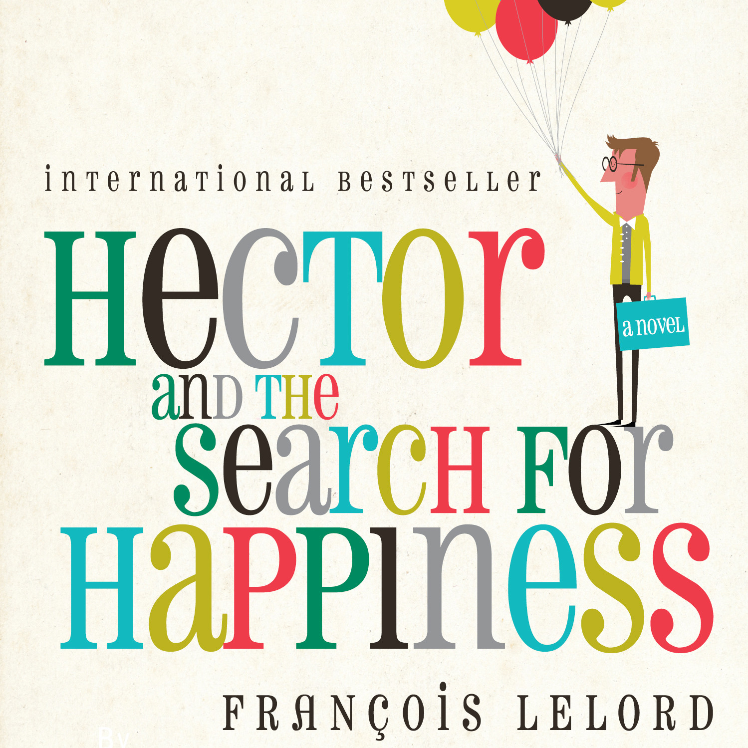 Printable Hector and the Search for Happiness Audiobook Cover Art