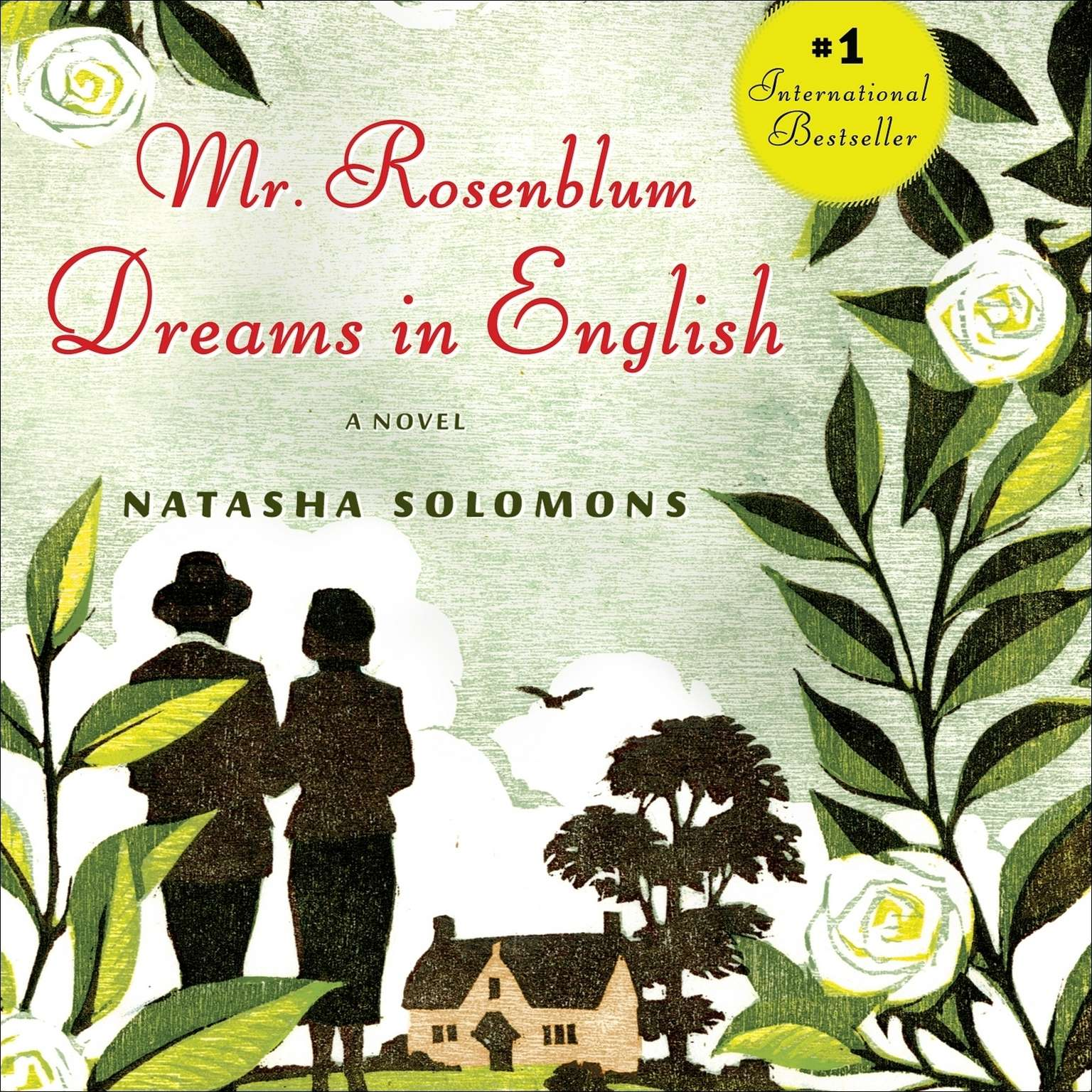 Printable Mr. Rosenblum Dreams in English Audiobook Cover Art