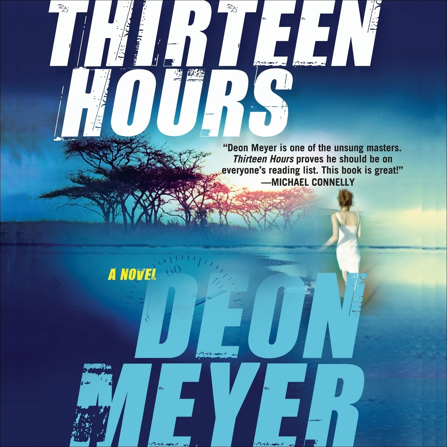 Printable Thirteen Hours Audiobook Cover Art