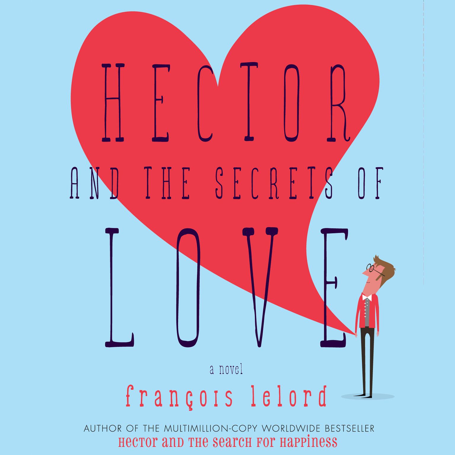 Printable Hector and the Secrets of Love Audiobook Cover Art