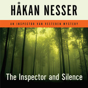 The Inspector and Silence Audiobook, by Håkan Nesser