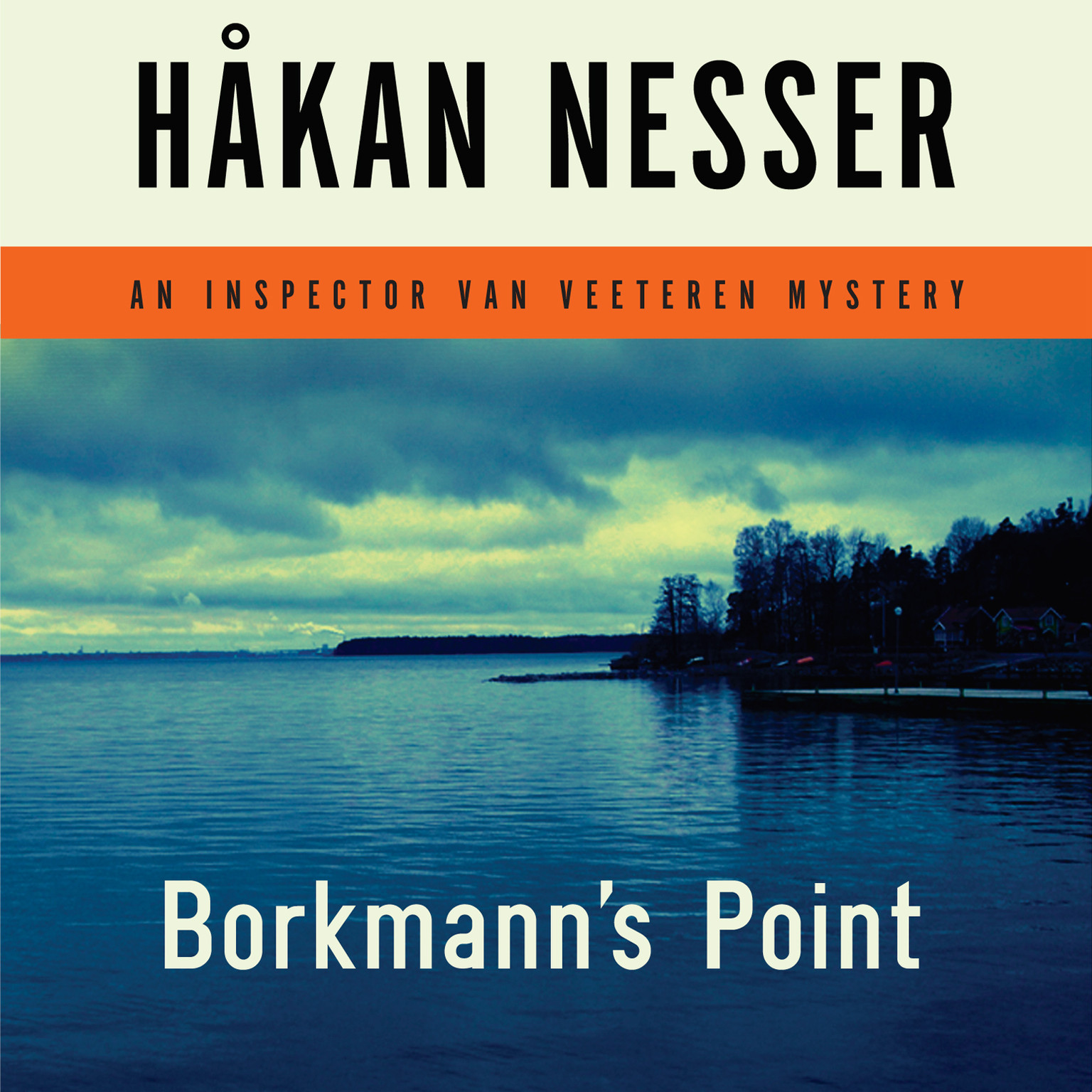 Printable Borkmann's Point Audiobook Cover Art