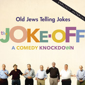 The Joke-Off: A Comedy Knockdown Audiobook, by Sam Hoffman, Eric Spiegelman