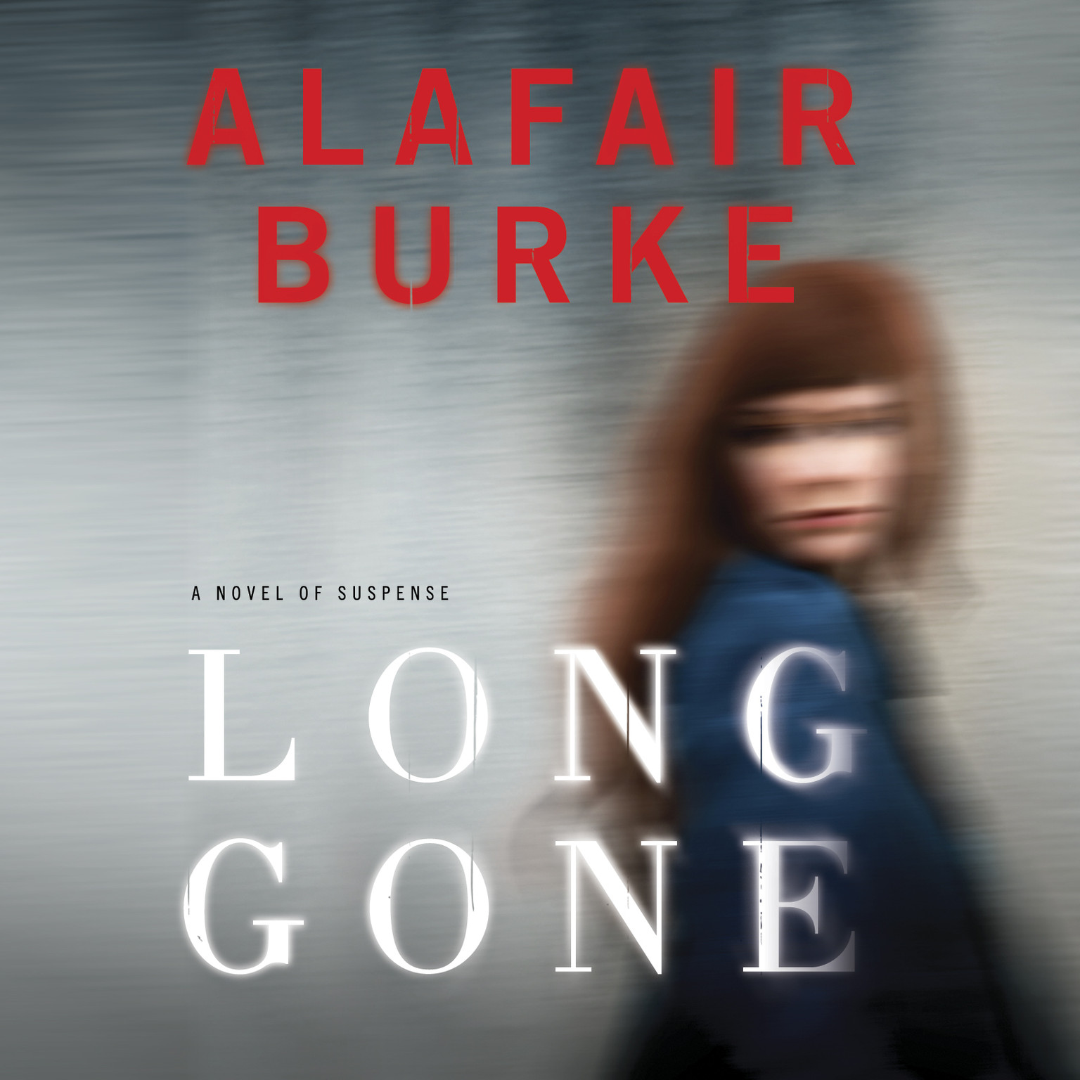 Printable Long Gone Audiobook Cover Art