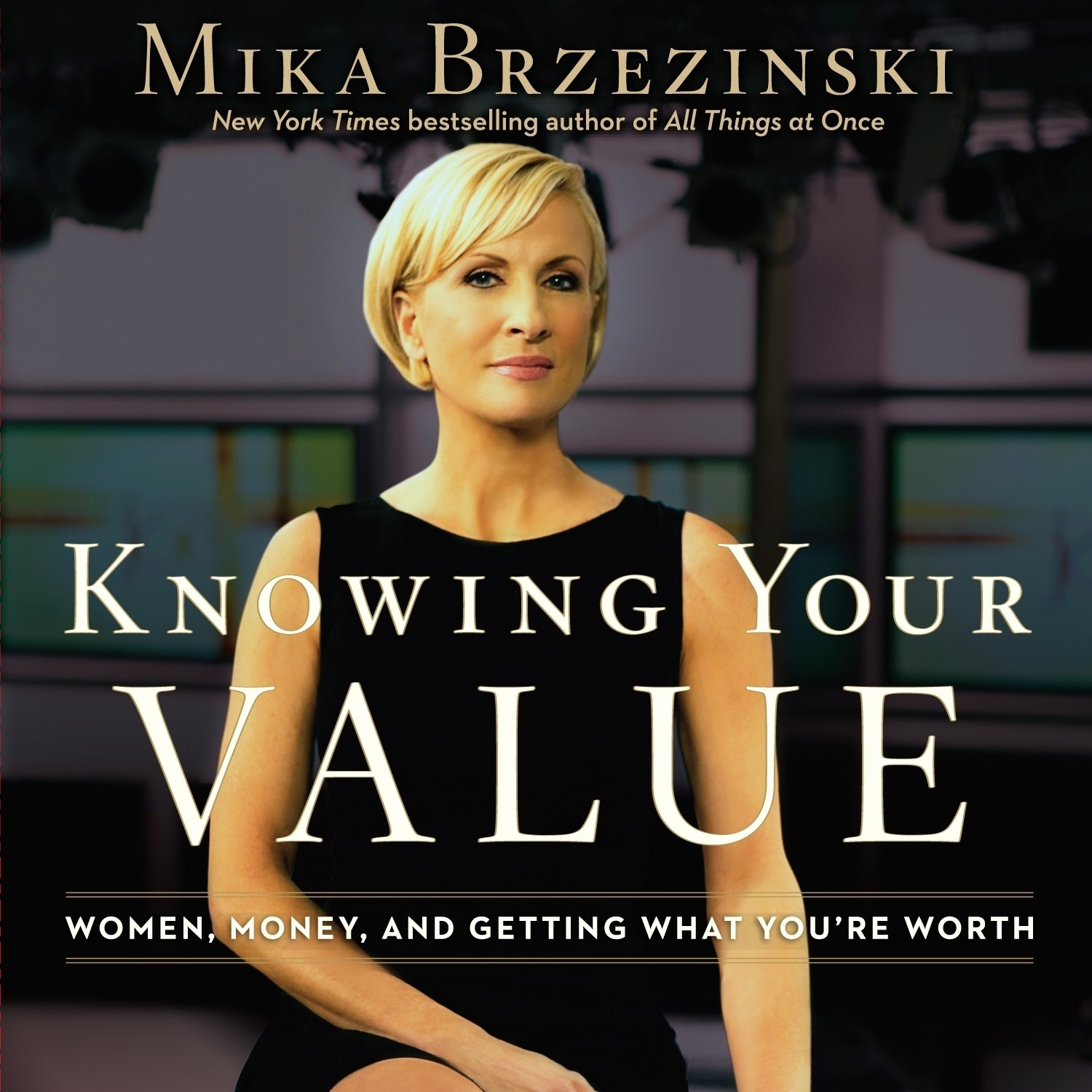 Printable Knowing Your Value: Women, Money, and Getting What You're Worth Audiobook Cover Art