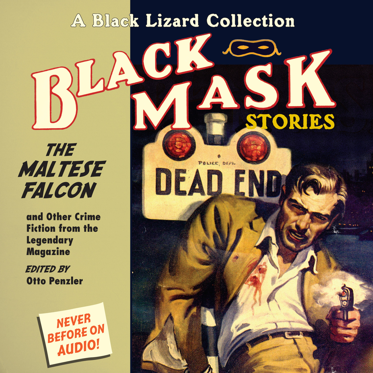 Printable Black Mask 3: The Maltese Falcon: And Other Crime Fiction from the Legendary Magazine Audiobook Cover Art