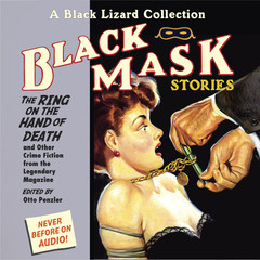 Black Mask 5: The Ring on the Hand of Death: And Other Crime Fiction from the Legendary Magazine Audiobook, by Otto Penzler