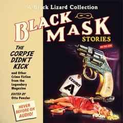 Black Mask 9: The Corpse Didnt Kick: And Other Crime Fiction from the Legendary Magazine Audiobook, by Otto Penzler