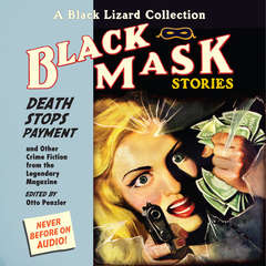 Black Mask 10: Death Stops Payment: And Other Crime Fiction from the Legendary Magazine Audiobook, by Otto Penzler
