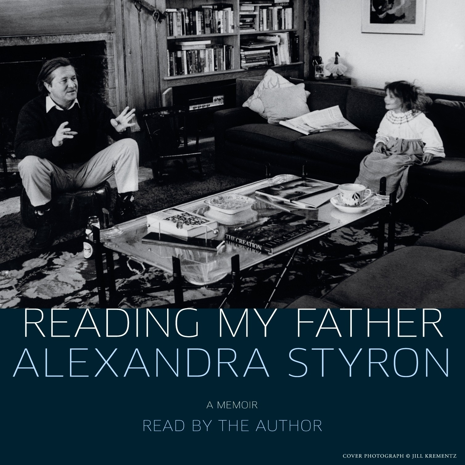 Printable Reading My Father: A Memoir Audiobook Cover Art