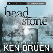 Headstone: A Jack Taylor Novel Audiobook, by Ken Bruen