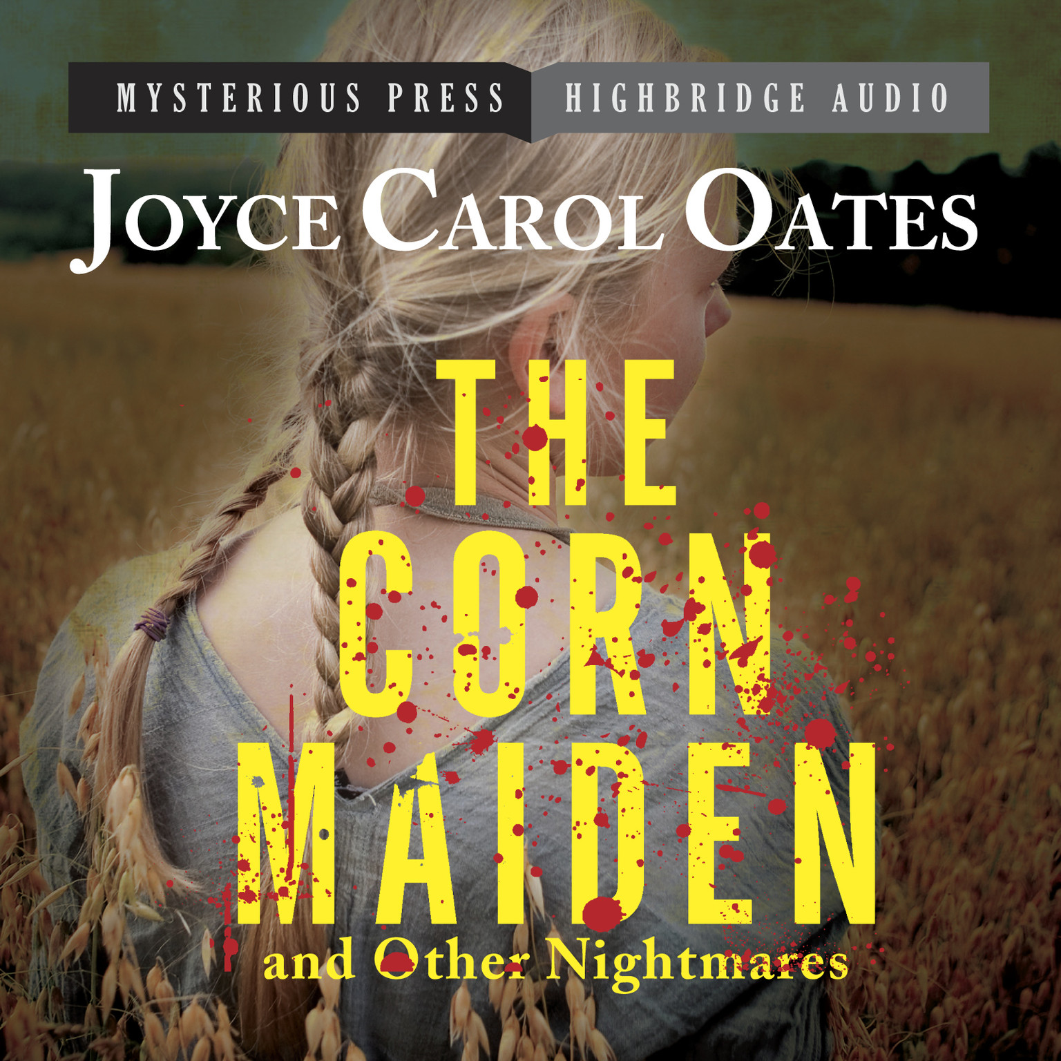 Printable The Corn Maiden and Other Nightmares Audiobook Cover Art