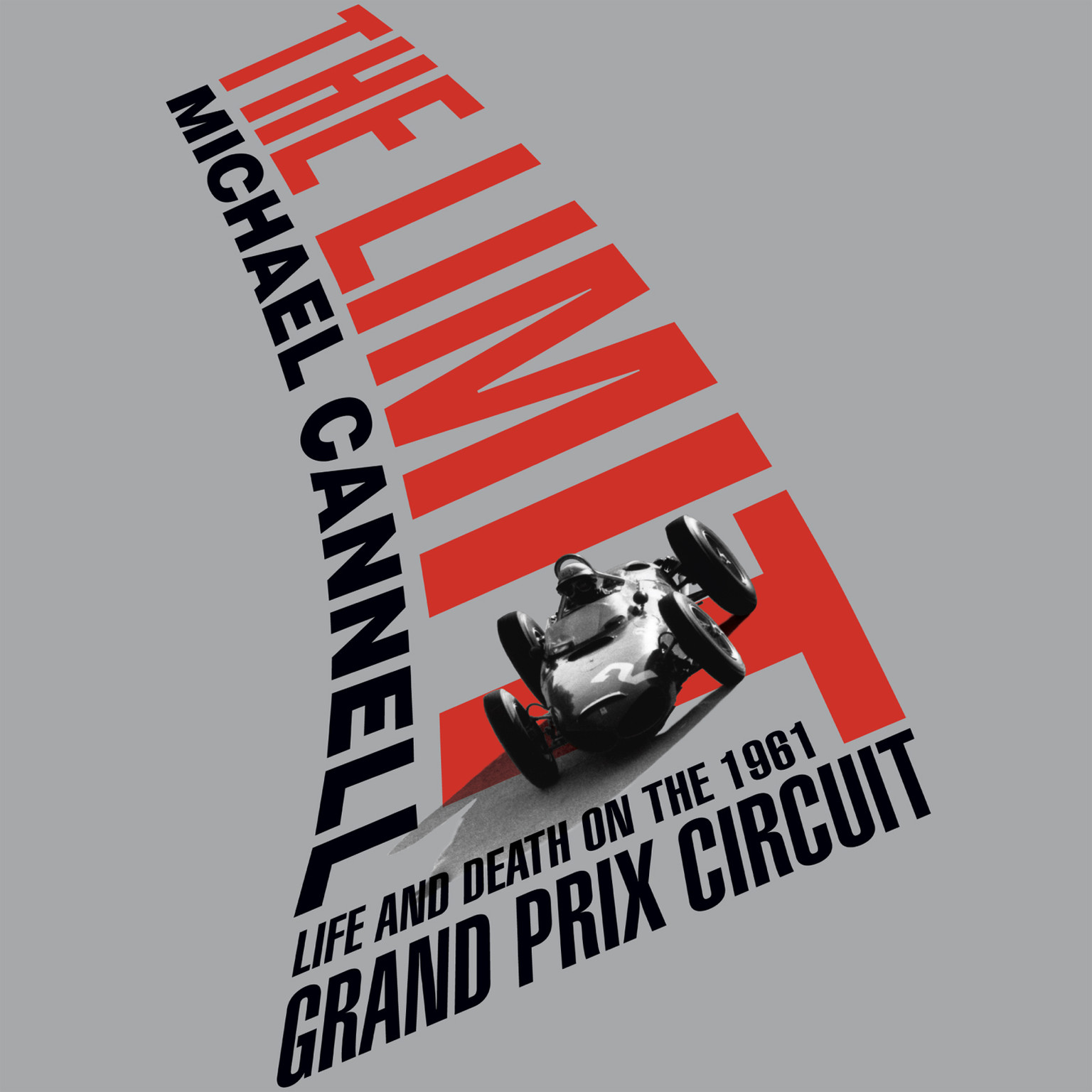 Printable The Limit: Life and Death on the 1961 Grand Prix Circuit Audiobook Cover Art