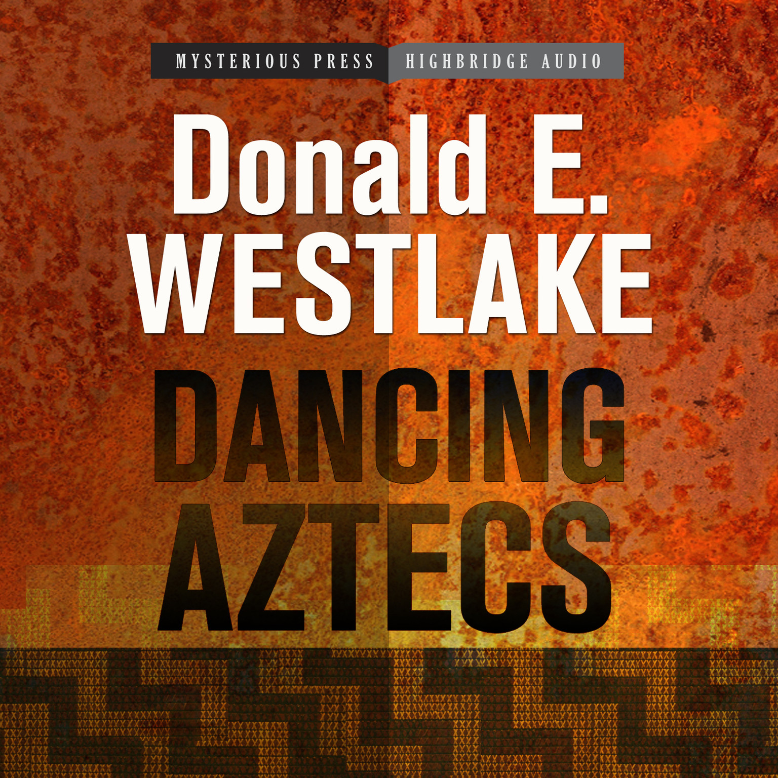 Printable Dancing Aztecs Audiobook Cover Art