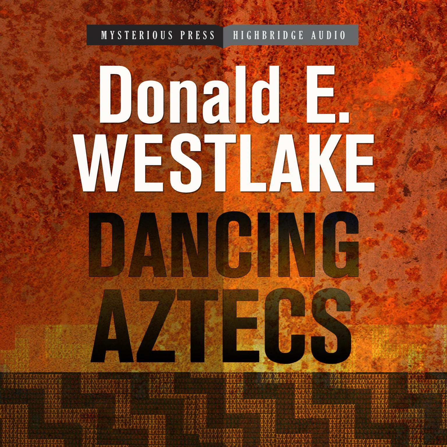 Printable Dancing Aztecs Audiobook Cover Art