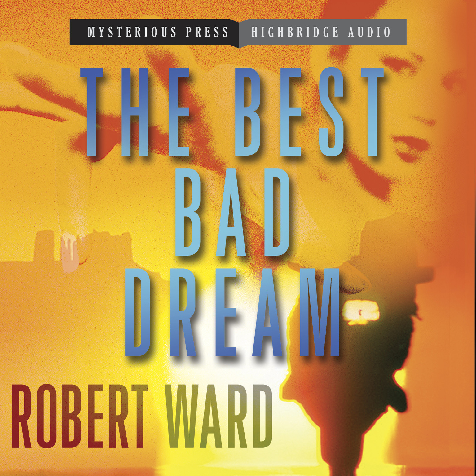 Printable The Best Bad Dream Audiobook Cover Art