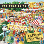 Fairs and Festivals Audiobook, by Noah Adams