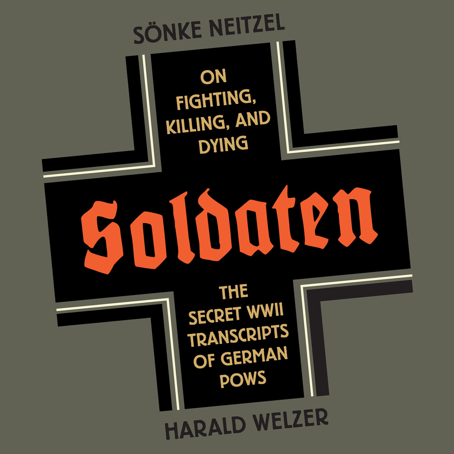 Printable Soldaten: On Fighting, Killing, and Dying Audiobook Cover Art