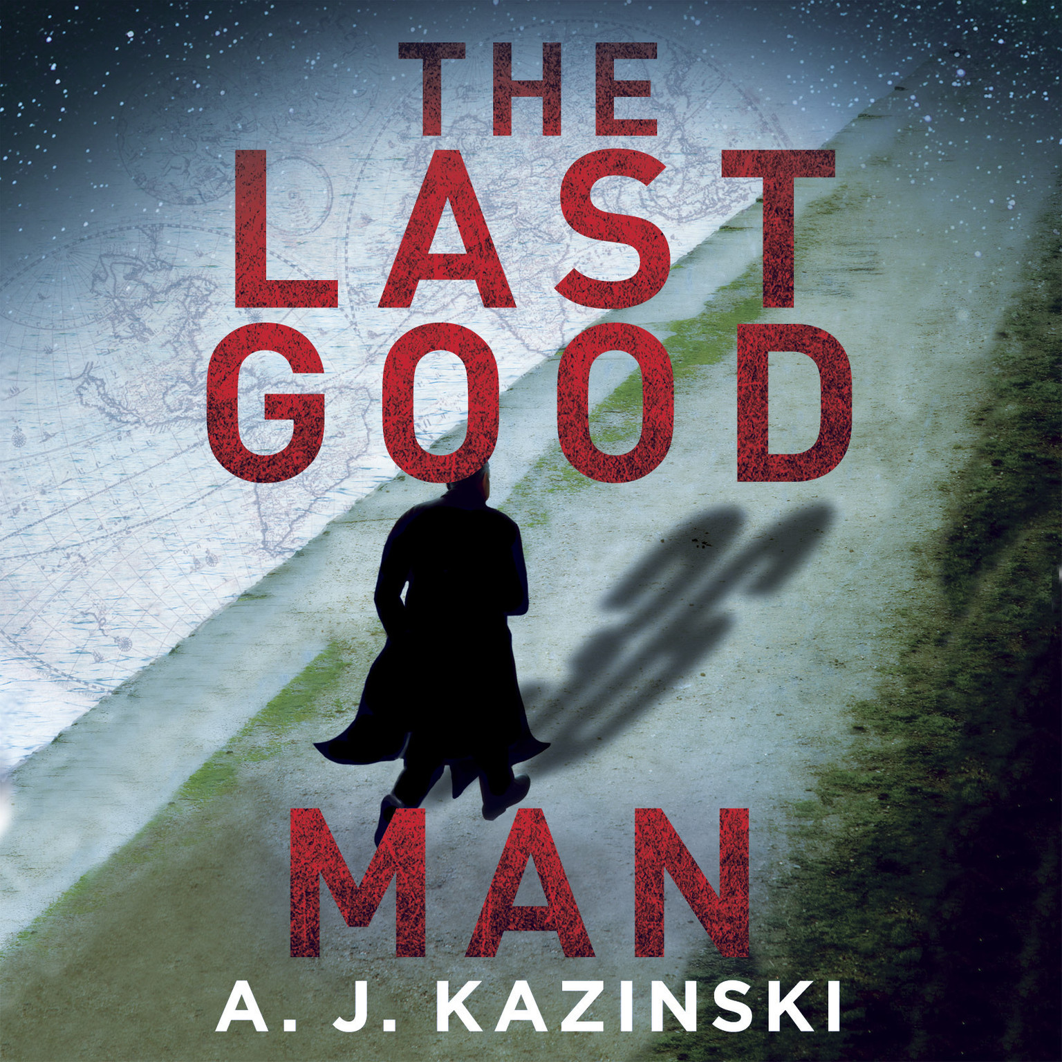 Printable The Last Good Man Audiobook Cover Art