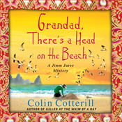 Granddad, Theres a Head on the Beach Audiobook, by Colin Cotterill