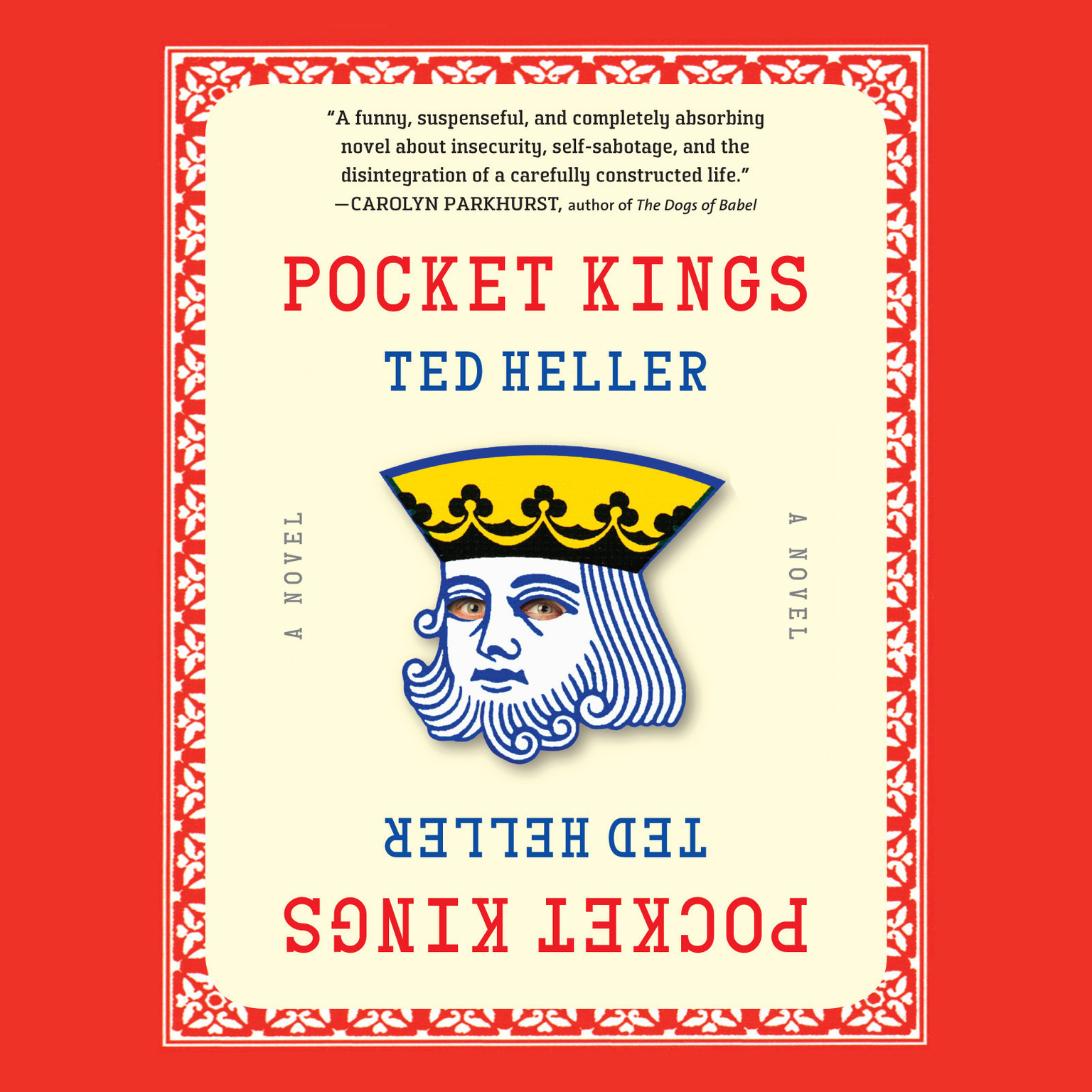 Printable Pocket Kings Audiobook Cover Art