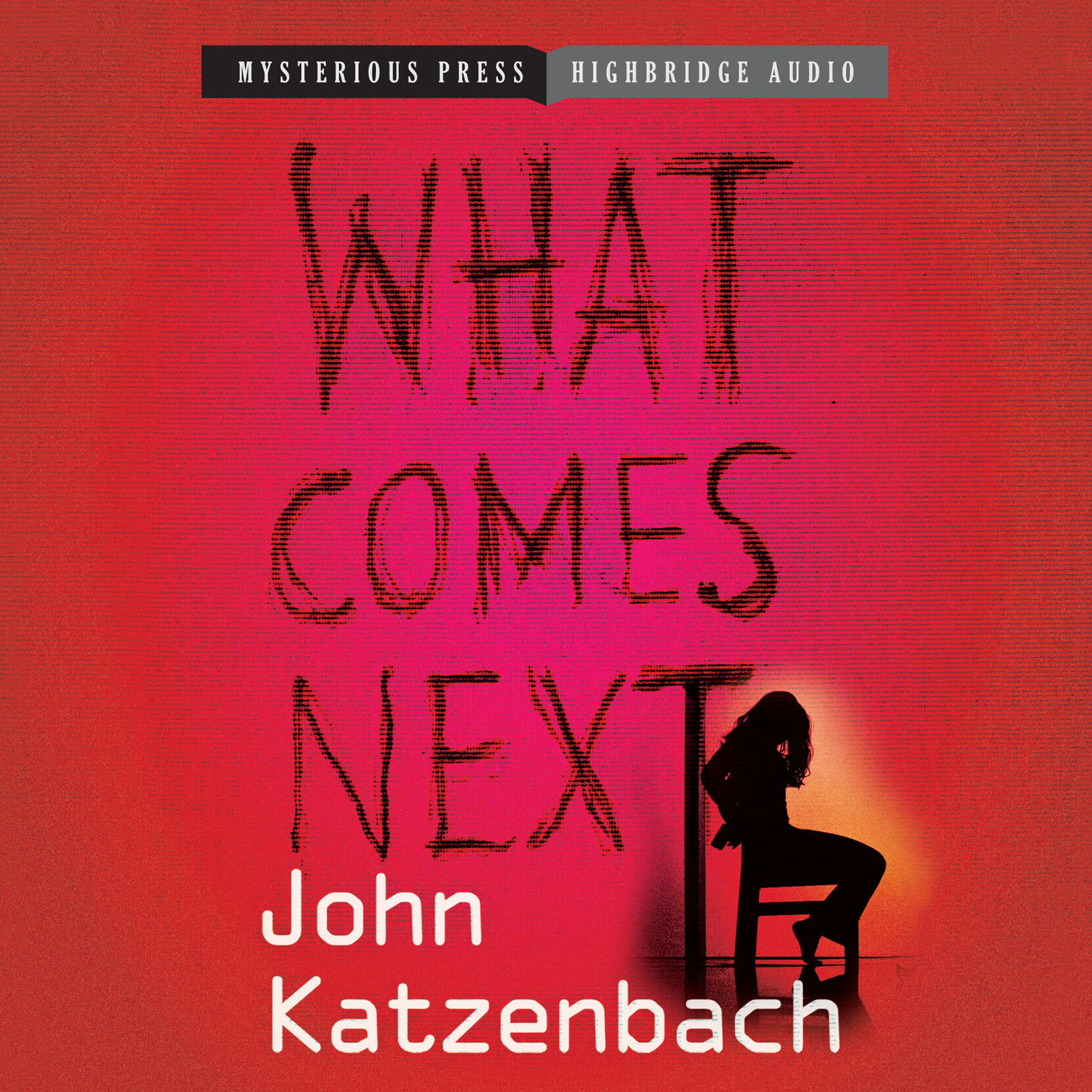 Printable What Comes Next Audiobook Cover Art