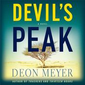 Devils Peak Audiobook, by Deon Meyer