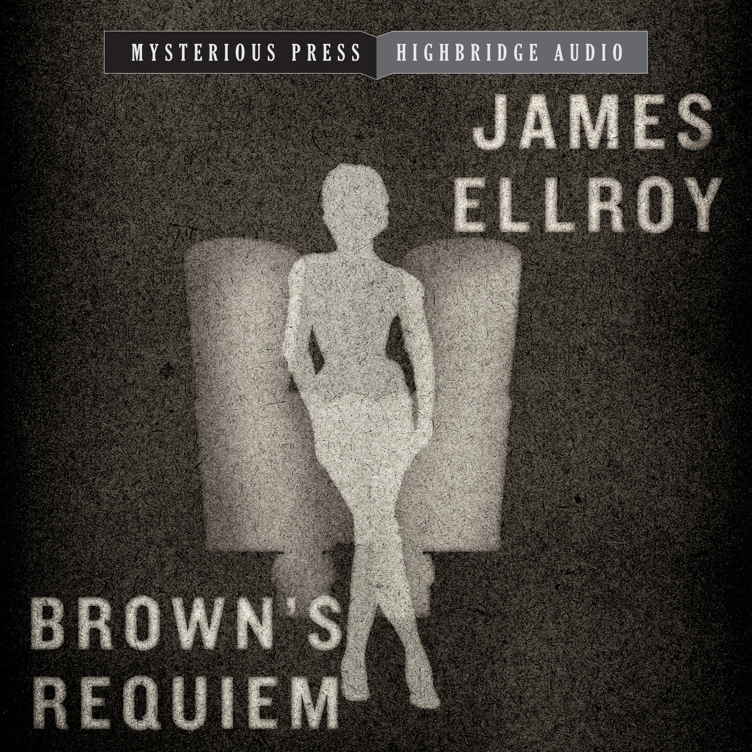 Printable Brown's Requiem Audiobook Cover Art