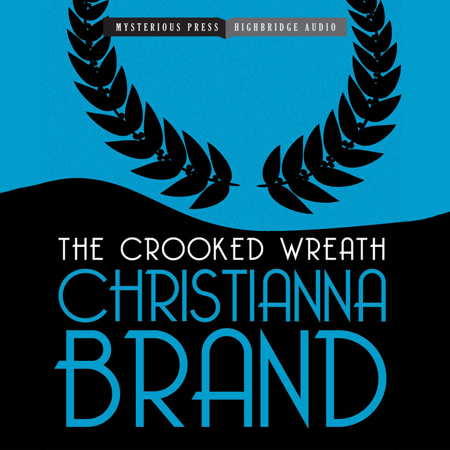 Printable The Crooked Wreath Audiobook Cover Art