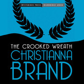 The Crooked Wreath Audiobook, by Christianna Brand