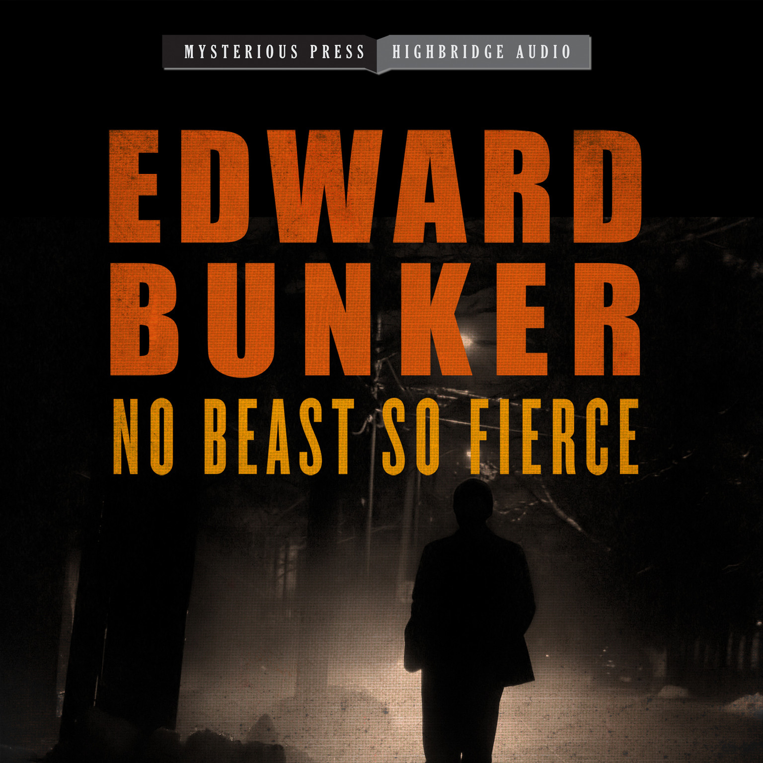 Printable No Beast So Fierce Audiobook Cover Art