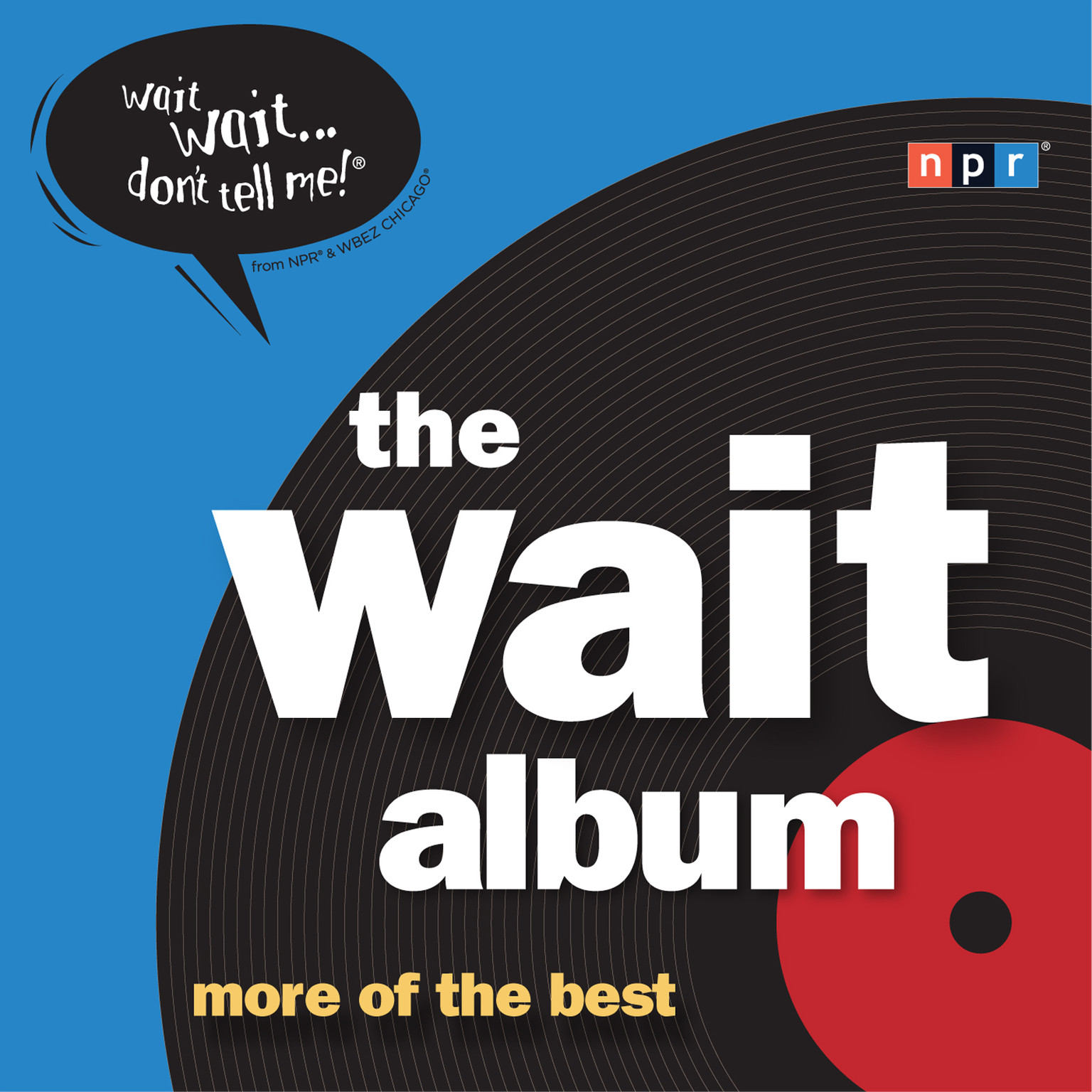 Printable The Wait Album: More of the Best Audiobook Cover Art