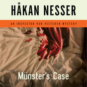 Münster's Case Audiobook, by Håkan Nesser