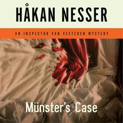 Munsters Case: An Inspector Van Veeteren Mystery Audiobook, by Håkan Nesser