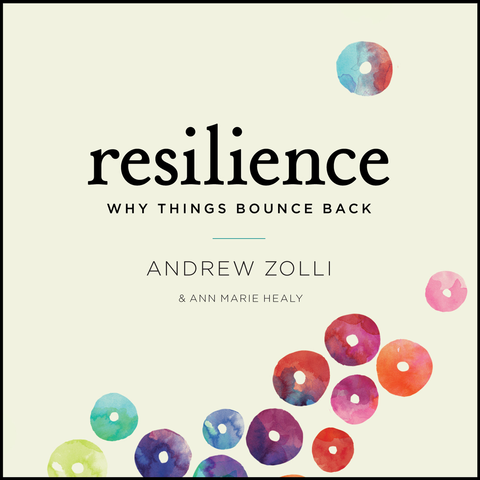 Printable Resilience: Why Things Bounce Back Audiobook Cover Art