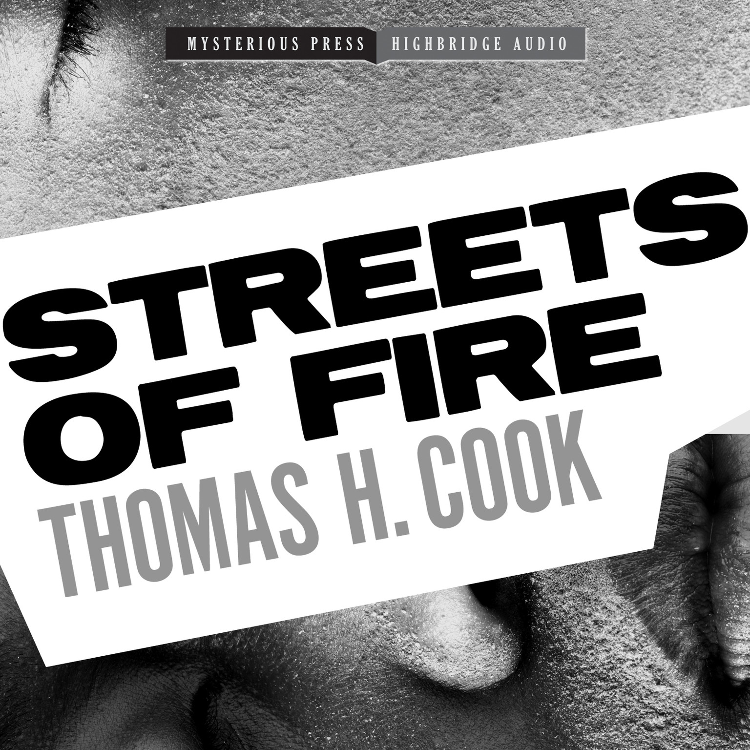 Printable Streets of Fire Audiobook Cover Art